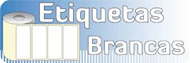 ETIQUETA BRANCA | ETIQUETA BRANCA ADESIVO